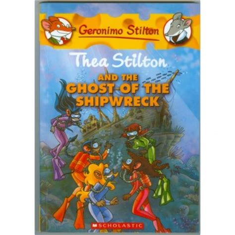 Thea Stilton And The Ghost Of The Shipwreck Book 3 Ebooke Book buy thea stilton and the ghost of the shipwreck geronimo stilton 3 in india on