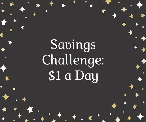 dollar a day challenge 2017 money challenge save a dollar a day counting my