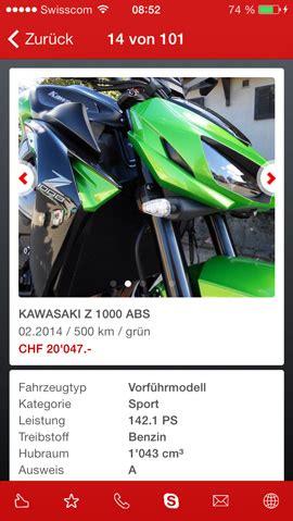 Motorradhandel App by Swiss Moto News Bmw Motorrad Werde Zum Boxer Maniac
