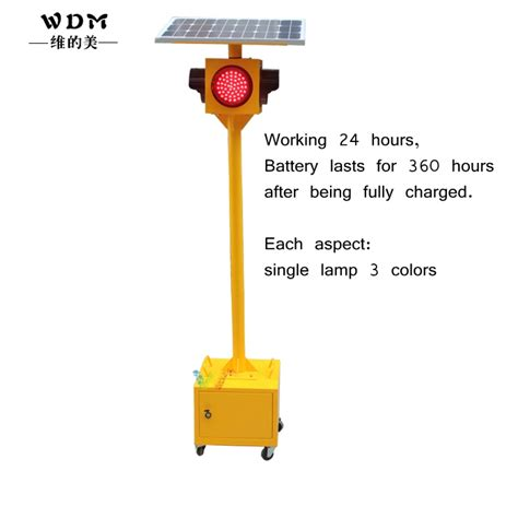 Solar Traffic Lights Manufacturers Compare Prices On Solar Powered Traffic Light