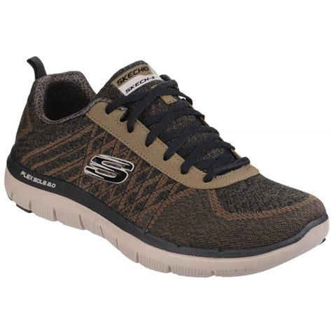Jual Skechers Flex Advantage 2 0 skechers flex advantage 2 0 golden point s olive sports free returns at shoes co uk