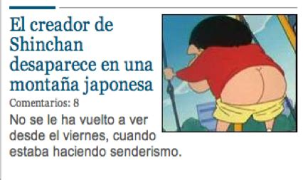 cara membuat cerpen sad ending el calvo de shin chan el blog de berto romero