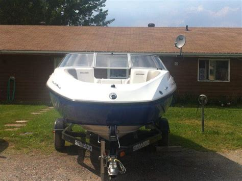 sea doo jet boats for sale in bc sea doo challenger 180 jet boat foe sale or trade for cer