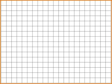 How To Make Graph Paper - free grid paper printable pdf