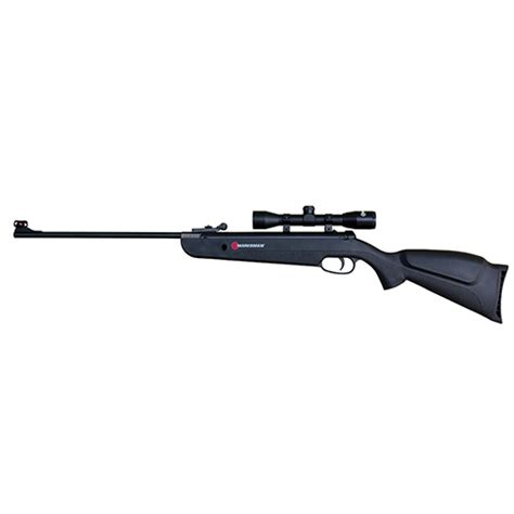 marksman products marksman 2070 177 air rifle package with 4x32mm scope