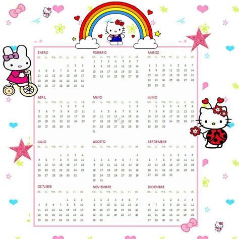 free printable hello kitty planner hello kitty printable calendar 2016 calendar printable