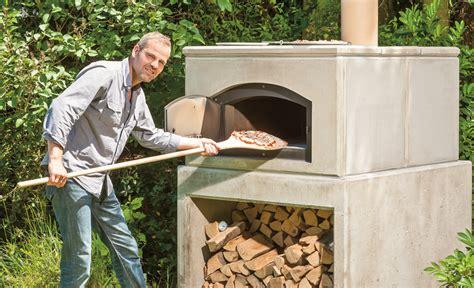 steinbackofen bauen pizzaofen grilltechnik grillsysteme selbst de