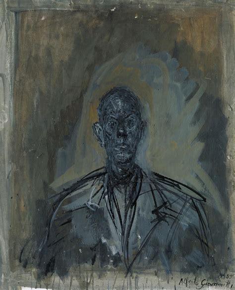 portrait jean genet giacometti alberto giacometti diego 1959 169 the estate of alberto