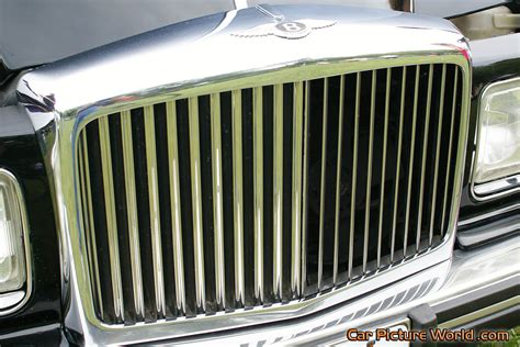 bentley grill 1987 mulsanne grill