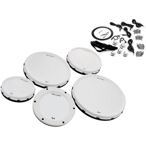 Pearl Drum Mat by Pearl Drums Epad25 Epro Trutrack Electronic Drum Pad