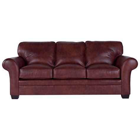 air dream sleeper sofa broyhill furniture zachary queen air dream sleeper with