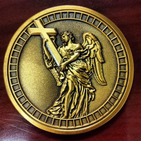 Patron Of Officers by 17 Best Images About Challenge Coins On Coins