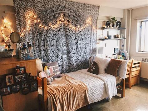 room decor ideas for bedrooms cute diy dorm room decorating ideas on a budget 36