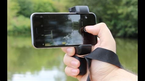 pro iphone grip  iphone camera grip youtube