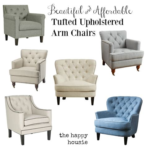 affordable upholstered chairs friday s finds beautiful affordable tufted upholstered
