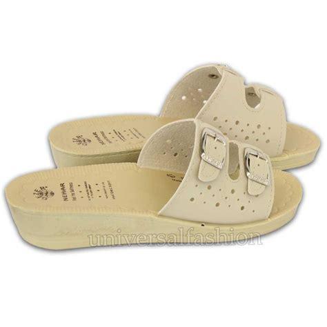 soft comfortable ladies shoes ladies mule sandals womens slip on slippers open toe
