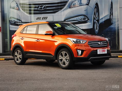 hyundai small india bound hyundai ix25 compact suv scores a perfect five