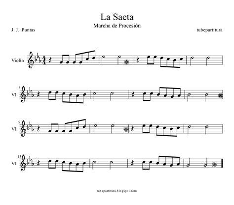 new year song violin score tubescore la saeta sheet for violin popular spain
