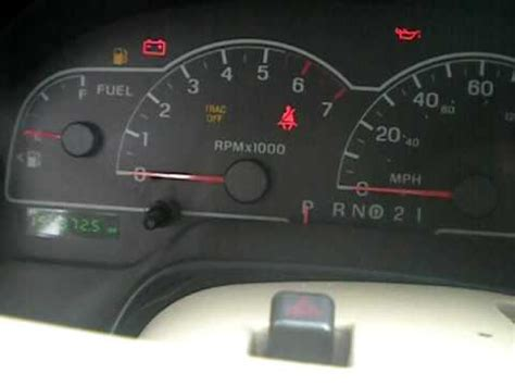 security system 2001 ford windstar interior lighting 01 windstar won t start anti theft problem youtube