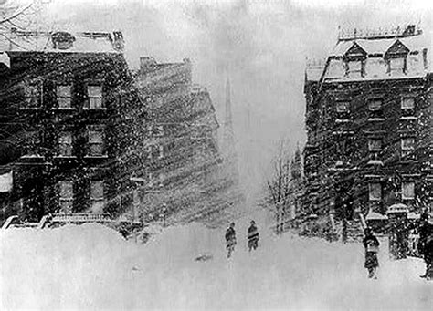 the white hurricane 1888 blizzard known as quot the great white hurricane quot photo
