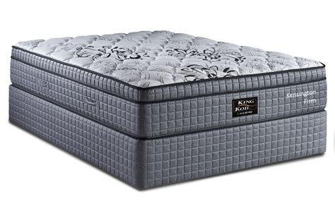firm futon king koil kensington firm mattress