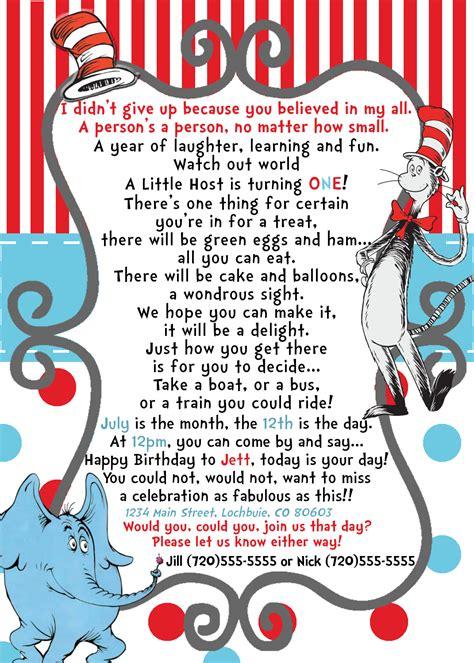 dr seuss birthday invitations templates preemie dr seuss birthday invitation you print 183 5280