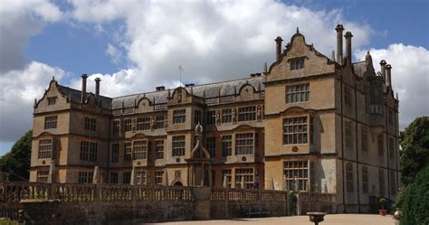 National Trust Scones Montacute House | national trust scones montacute house
