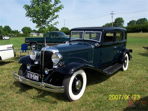 1932 chrysler imperial for sale 1932 chrysler imperial imaculate blue antique classic