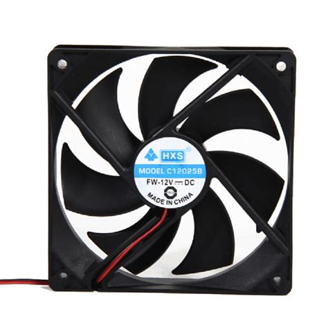 Fan 120 Casing Dazumba best price 1pcs 120mm 120x25mm 12v 4pin dc brushless pc computer cooling fan 1800prm in