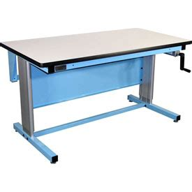 anti static work bench work bench systems adjustable height 72 x 30 anti