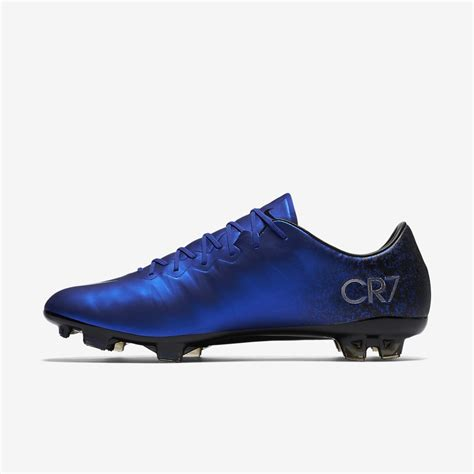 football shoes cr7 blue nike mercurial vapor x fg cr7 soccer cleats bc