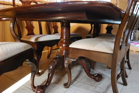henredon factory outlet dining room dining table by henredon burled walnut dining room table 8 chairs charles