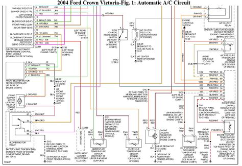 2008 crown vic wiring diagram wiring diagram with