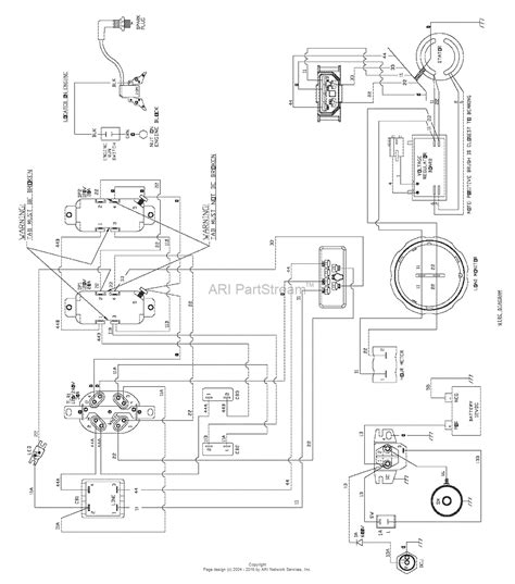 briggs and stratton generator wiring diagram wiring