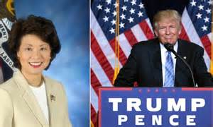 Presidential Cabinet Donald Just Appointed The Asian American