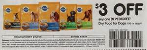 puppy chow coupons pedigree food coupons random facts text