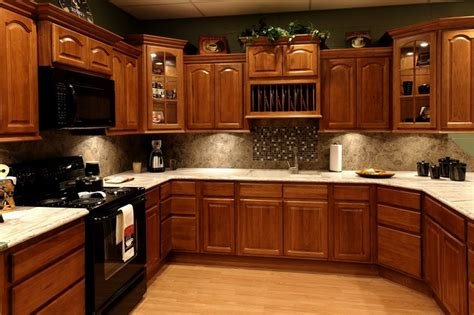 best color with oak kitchen cabinets kitchen paint colors with oak cabinets and black
