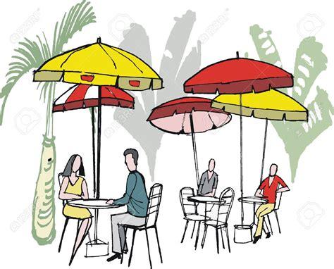 clipart caffè umbrellas cliparts