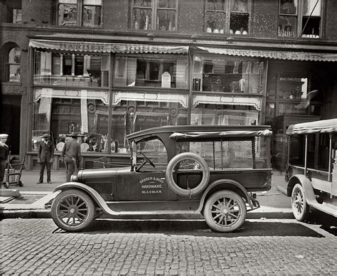 haircut truck austin barber and ross hardware truck 1926 vintage gallery