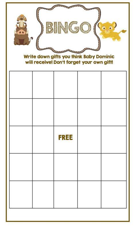 free bingo card templates 4x4 bingo cards google search