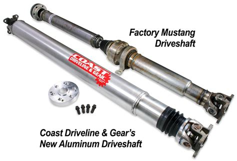 2011 2014 mustang v6 coast performance 1 aluminum