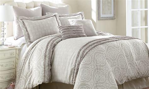 groupon comforter 8 piece comforter set groupon goods