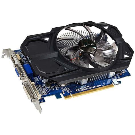 Vga Amd Radeon R7 200 Series gigabyte radeon r7 240 2gb gddr3