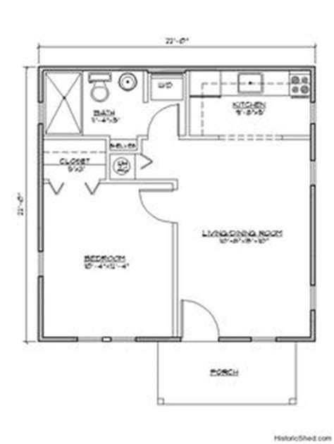 25 x 40 one room cabin plans cabin plans 1000 images about small space floor plans on pinterest