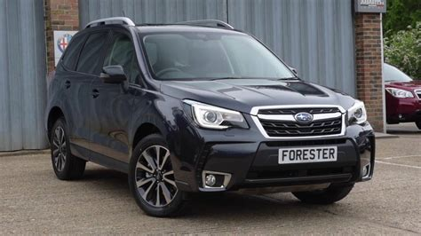 grey subaru 2016 subaru forester 2 0i xt in grey metallic