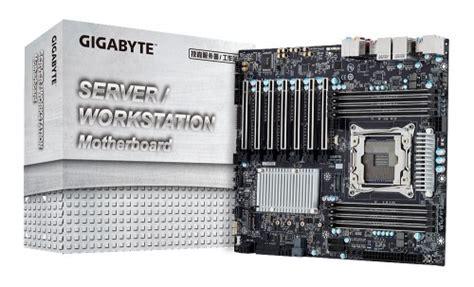 Mainboard Welcher Sockel by Gigabyte Xeon W Workstation Mainboard Mit Sockel 2066 Vorgestellt