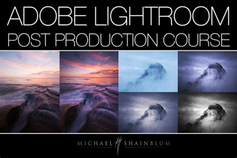 lightroom tutorials for photographers adobe lightroom landscape photography editing tutorial