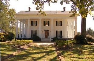 Plantation Style by The History Of The Antebellum Plantation Style Home