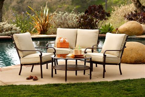 collection  allen roth patio chair sets