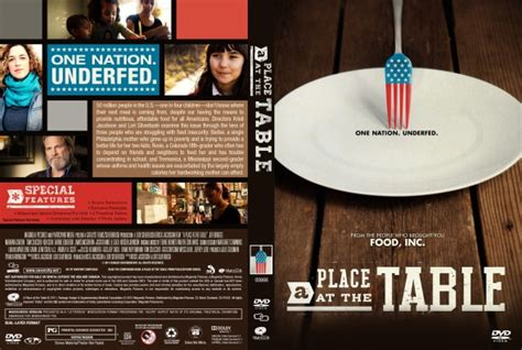A Place At The Table by A Place At The Table Dvd Covers Labels By Covercity